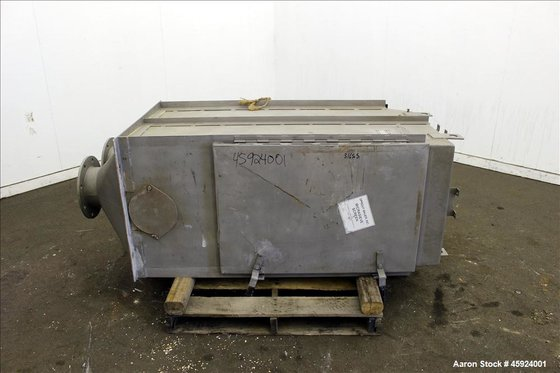 Used- Andritz Sprout-Bauer HydraSieve, Model