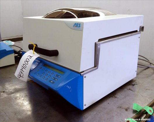 Used- AES Bench top Masterclave,