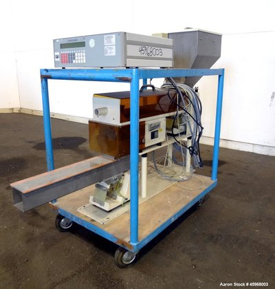 Used- Engelhardt Continuous Dosing Weigher,