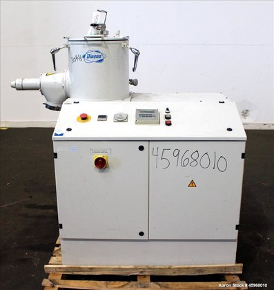 Used- Diosna High Intensive Mixer,