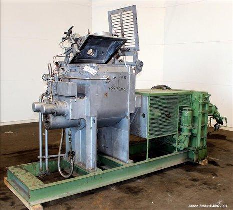 Used- Werner & Pfleiderer Mixer