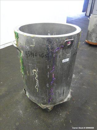 Used- Tank, Approximate 30 Gallon,