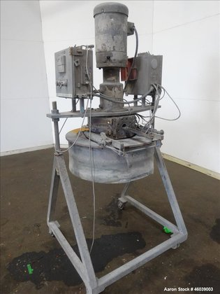 Used- Beringer Underwater Pelletizer system