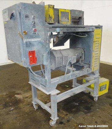 Used- Conair Jetro Pelletizer, Model