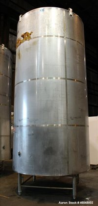 Used- DCI Reactor, 4,000 Gallon,