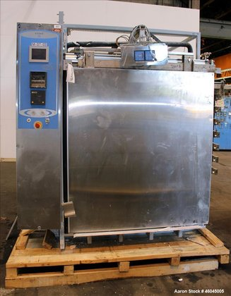 Used- Steris Finn Aqua Steam