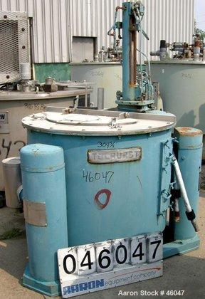 Used- Tolhurst Batchmaster Basket Centrifuge,