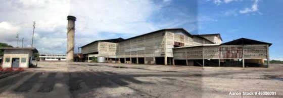 Used- Sugar Mill. Rated 2,000