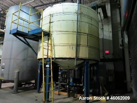 Used- Tank, 6,800 Gallon, Stainless