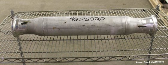 Used- Koch-Glitsch Static Mixer, Type