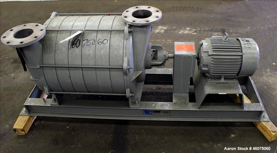Unused- Lamson Multistage Centrifugal Blower,
