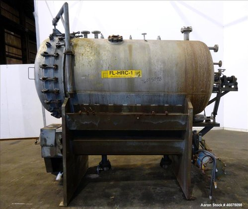 Used- Sparkler HRC Horizontal Plate