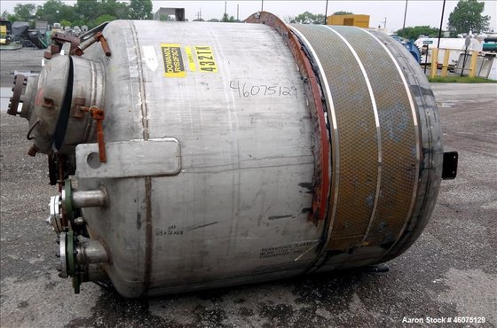 Used- Tank, 975 Gallon, 316