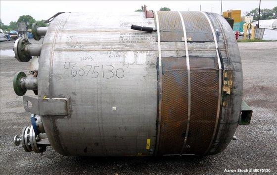 Used- Tank, 975 Gallon, 316