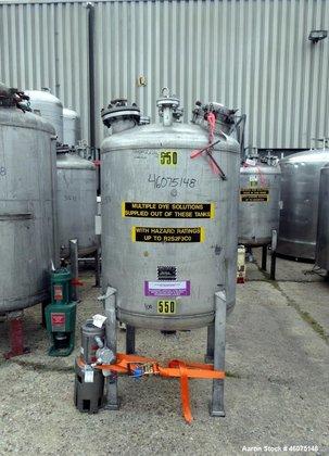 Used- Tank, 275 Gallon, 316