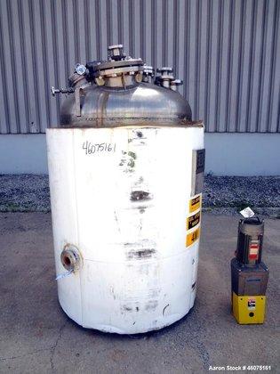 Used- Watson Metal Masters Reactor,