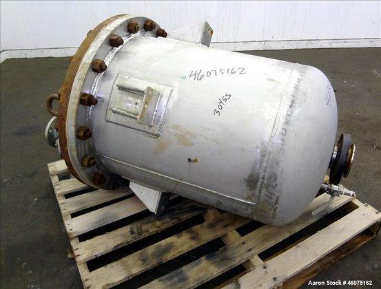 Used- Tank, 50 Gallon, 304