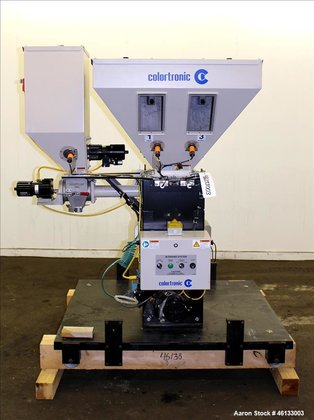 Used- Colortronic 6 Component Gravimetric
