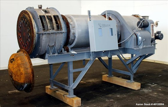 Used- Hardinge Ruggles-Coles Pilot Plant
