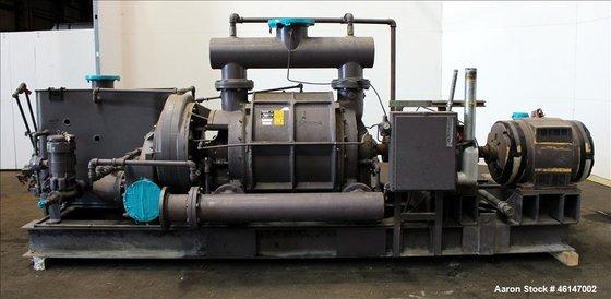 Unused- Nash Main Condenser Exhaust
