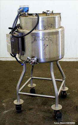 Used- Tank, Approximately 30 Gallon,
