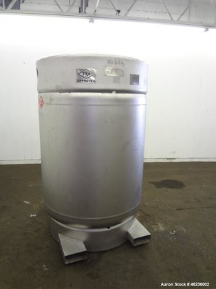 Used- Sharpsville Container Pressure Tank,