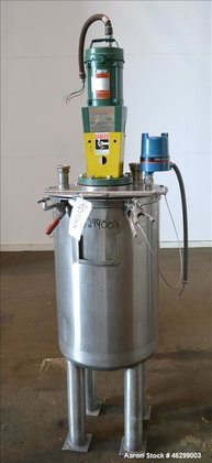 Used- Tank, Approximately 40 Gallons,