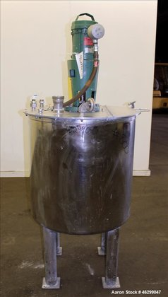 Used- Tank, Approximately 80 Gallons,