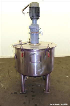 Used- Tank, Approximately 120 Gallons,