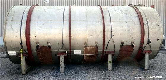 Used- Perry Products Tank, 10,000