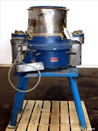 Used- Vorti-Siv Vibratory Sieving Machine,