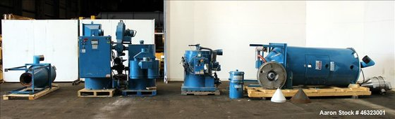 Used- Novatec Dessicant Drying System,