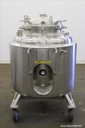 Used- Precision Stainless Reactor, 400