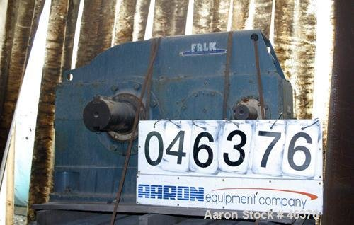 Used- Falk Parallel Shaft Enclosed