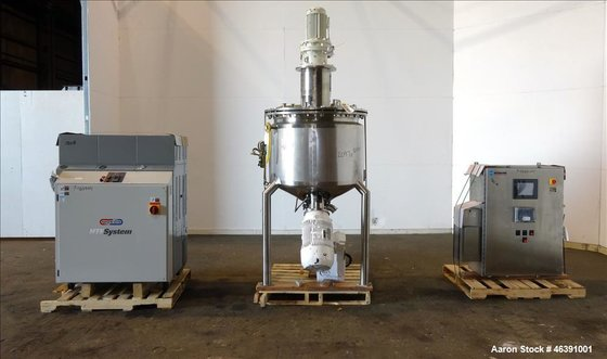 Used- IKA-Works 400 Liter Emulsifying