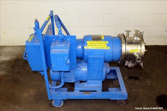 Used- Cornell Machine Versator, Model