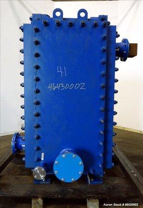 Unused- Alfa-Laval Compabloc Welded Plate