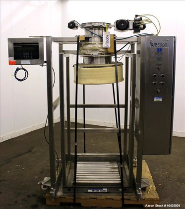 Used- Extract Technology Pack-Off Isolator.