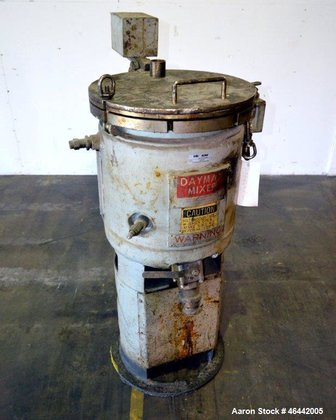 Used- J.H. Day Daymax Disperser,