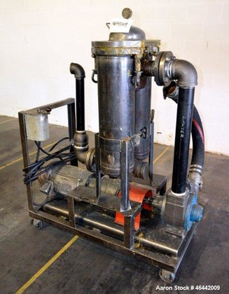 Used- FSI Filter Specialists Double-Barreled