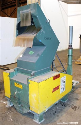 Used- L-R Systems Granulator, Carbon