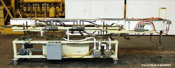 Used- Vacuum Calibration Tank. 2