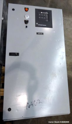 Used- GE Zenith Controls Automatic