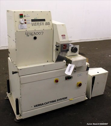 Used- Versa Machinery High Speed