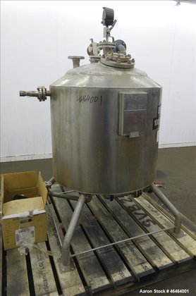 Used- Alloy Fab Reactor, 100