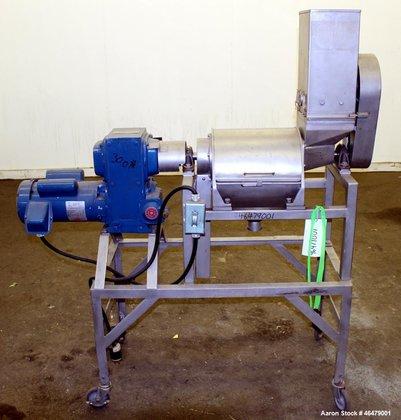 Used- Langsenkamp Laboratory Separator, Model