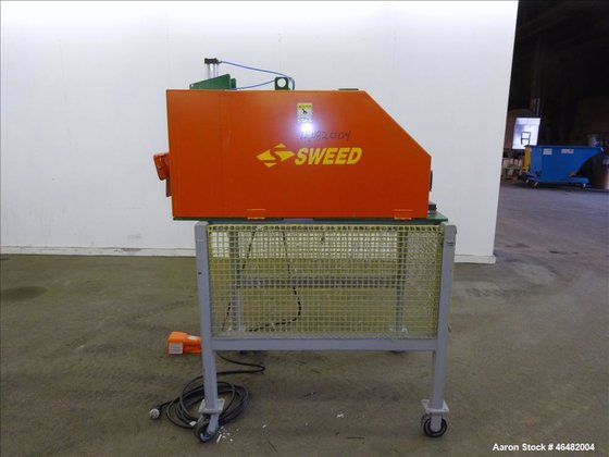 Used- Sweed Scrap Chopper, Model