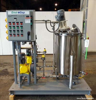 Used- EnviroSep Packaged Mixing &
