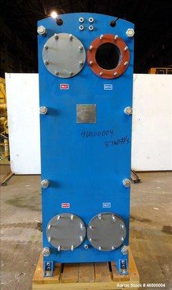 Unused- WCR Incorporated Plate Heat