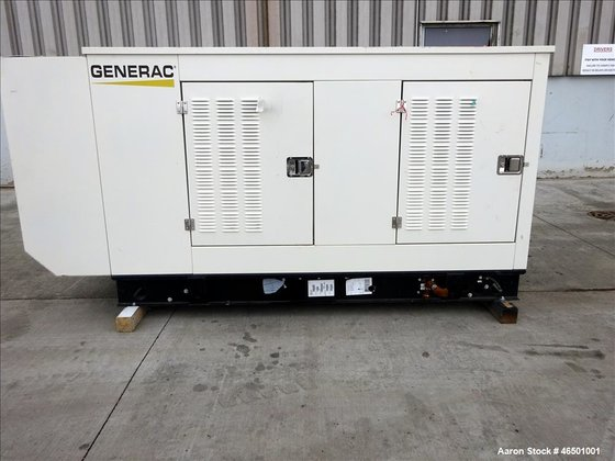 Used- Generac 70 kW standby